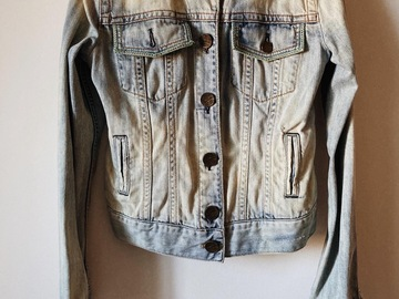 Selling without online payment: Denim jacket