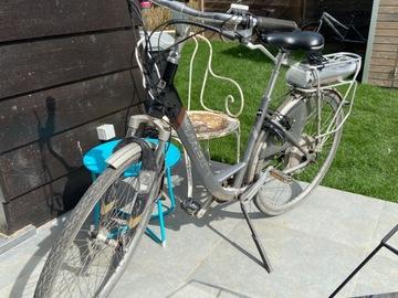 À donner: Vélo électrique Trek