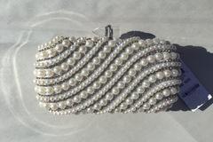 Liquidation/Wholesale Lot: Designer Clutches With Bling...Baker's Dozen - NWT
