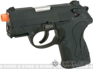 Selling: Bulldog Compact Airsoft Gas Blowback GBB Pistol (Color: Bla