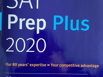 Selling with online payment: SAT Prep Plus 2020 - KAPLAN