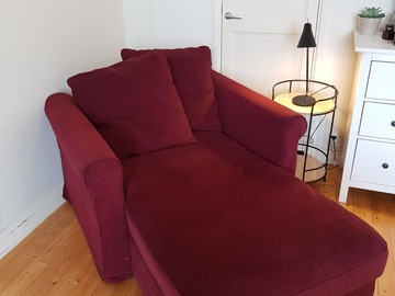 Myydään: couch for sale
