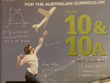 Selling with online payment: Essential Mathematics for the Australian Curriculum 10 & 10 A
