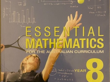 Selling with online payment: Essential Mathematics for the Australian Curriculum- year 8