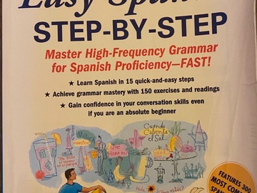 Selling with online payment: Easy Spanish Step by Step
