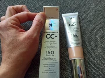Venta: CC crema it cosmetics (fair light)