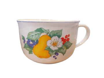 Vente: 6 Tasse à thé en porcelaine