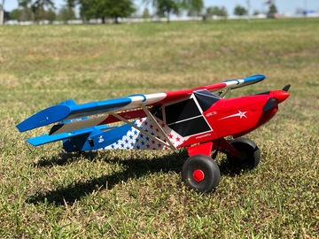 Selling: FliteTest Freedom Fox PNP Airplane