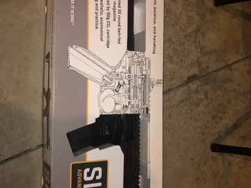 Selling: Sig Sauer MPX C02