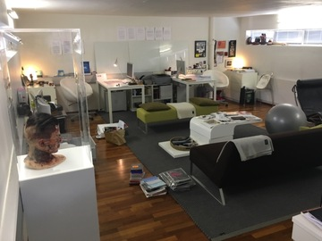 Renting out: Viiskulman oma pikku toimisto