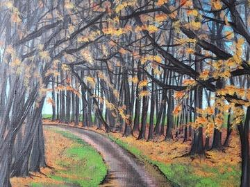 Sell Artworks: Deer Park