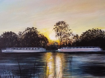 Sell Artworks: Sun splash reflections
