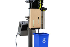 On request: Accraply Model 5203HS without waste cutter