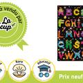 Vente avec paiement en ligne: Puzzle Géant - L'alphabet des monstres