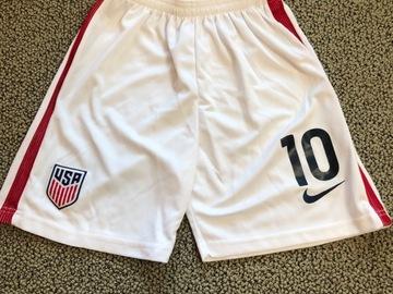 Selling A Singular Item: Carli Lloyd soccer shorts