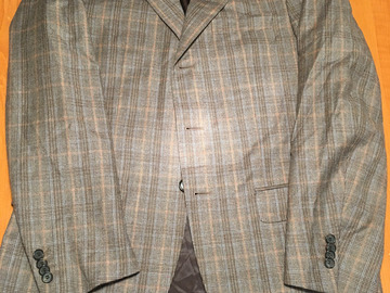 Selling with online payment: Caruso POW sportcoat UK38/48