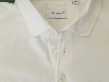 Selling with online payment: Artu Napoli poloshirt XXL