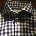 Selling with online payment: Van Gils shirt 15 3/4