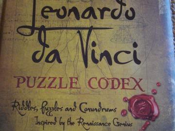 Vente: The Leonardo da Vinci puzzle codex - R. Wolfrik Galland