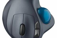 For Sale: Logitech M570 Wireless Trackball Mouse