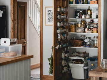 12 Credits: How to Revamp Your Kitchen and Pantry