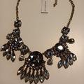 Liquidation/Wholesale Lot: 12 Susan Graver QVC Mirrored Stone Necklaces