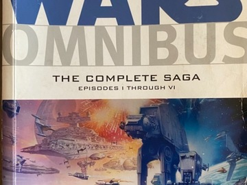Selling with online payment: Star Wars Omnibus - The Complete Saga