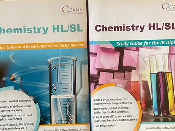 Selling with online payment: Chemistry Study Guide for the IBDP