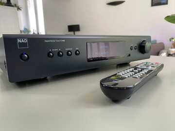 Vente: Lecteur réseau Digital Media Tuner DAB NAD C446
