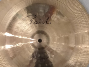 "Selling with online payment: Paiste Signature 16"" Thin China Cymbal"