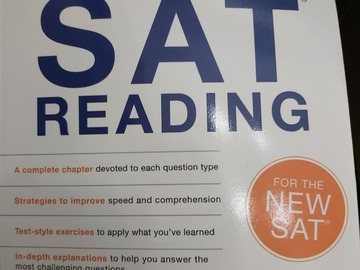 Selling with online payment: The Complete Guide to SAT Reading