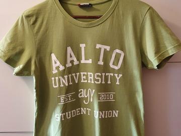Myydään: New Aalto University t-shirt
