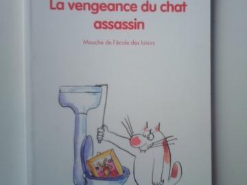 Vente avec paiement en ligne: La vengeance du chat assassin