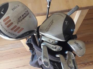 Vermieten/Wochenende/Woche/Monat: Golfset