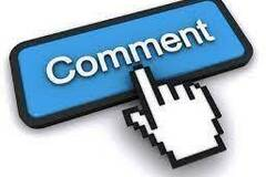 Comment on your post: I will comment on your posts for a month