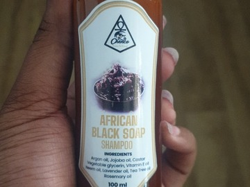For Sale: Chenco's African Black Soap Shampoo