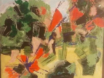 Sell Artworks: Trädgård