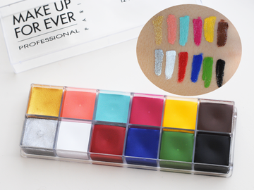 Buscando: MAKE UP FOREVER 12 flash color case
