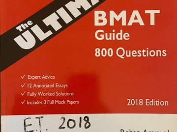 Selling with online payment: The Ultimate BMAT Guide  ( 2018)