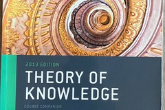 Selling with online payment: Theory of Knowledge & Course Companion