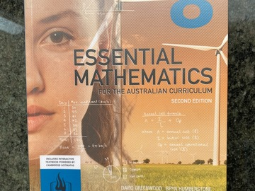 Selling with online payment: Cambridge Essential Mathematics for Year 8 (Second Edition)