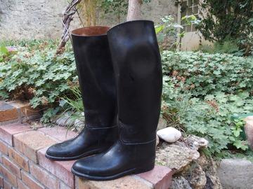 Vente: bottes d' équitation 41