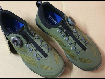 Verkaufen:  MTB-Schuhe Shimano SH-MT7 Trekking, Trail 38 und 39