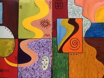 Sell Artworks: MAKOSSA