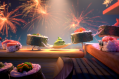For Sale: Lighting Challenge #17 - Sushi Party