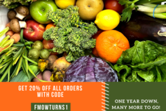 Services: Local Produce and Food Delivery Service