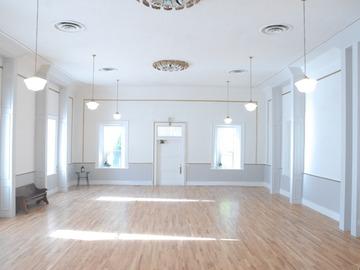 Hourly Rental: The Old Grantsville Church