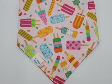 Selling: Popcicle Fun Pet Bandana