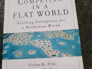 Selling with online payment: Competing in a Flat World