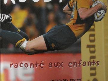 Vente: Le rugby raconté aux enfants - Richard Lescot -